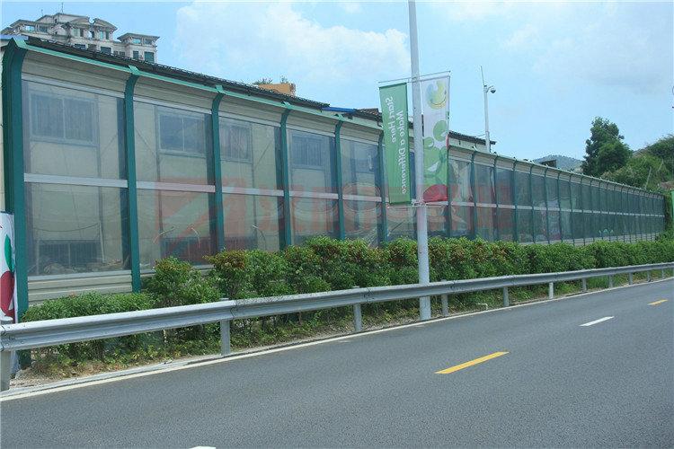 廣東佛山制造聲屏障吸音屏障生產廠家