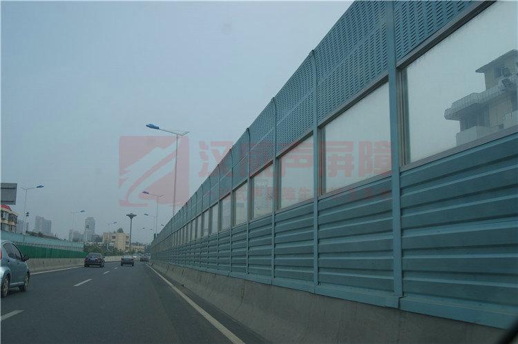 高速公路異型聲屏障