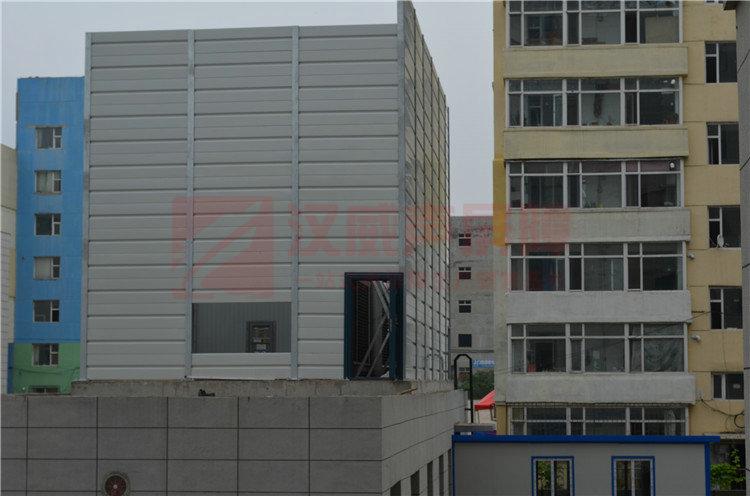 河南商丘高架插板式隔音屏