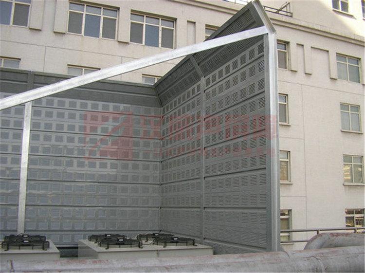遼寧錦州馬路三角錐聲屏障