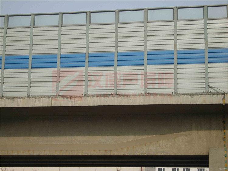 廣東佛山城市交通百葉窗聲屏障