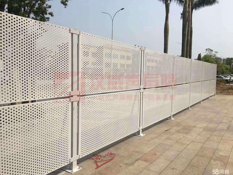 黑龍江七臺河城市橋梁折角型聲屏障