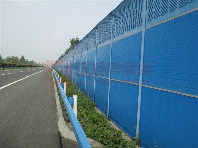 浙江溫州城市高架直弧式聲屏障