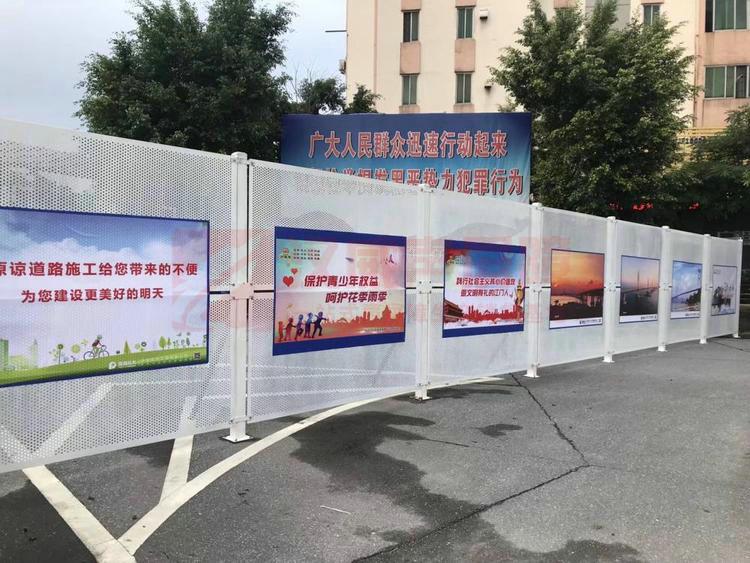 內蒙古通遼快速路插入式聲屏障